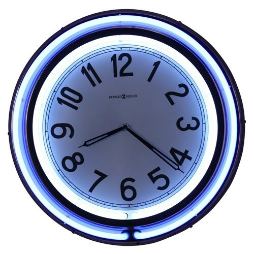 Howard Miller Studio Neon Wall Clock 625752