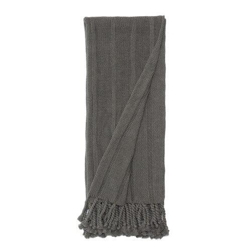 Weston Grey Throw