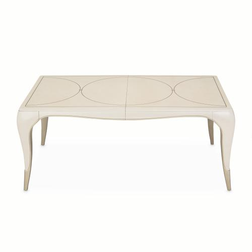 Amini - Rectangular Dining Table (includes 2 - 24 Leaves)
