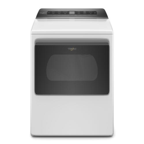 7.4 cu. ft. Smart Top Load Electric Dryer