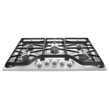 View Product - 36-inch Wide Gas Cooktop with Power™ Burner