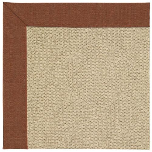 Creative Concepts-Cane Wicker Linen Chili - Rectangle - 7' x 9'