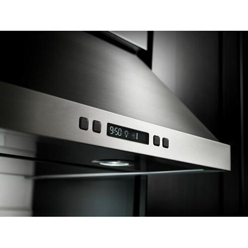 KitchenAid - 30'' Under-the-Cabinet, 4-Speed System - Stainless Steel