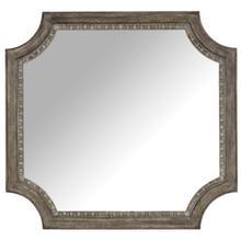 See Details - True Vintage Shaped Mirror