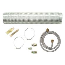 Gas Dryer Installation Kit