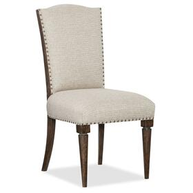 Dining Room Roslyn County Deconstructed Upholstered Side Chair - 2 per carton/price ea