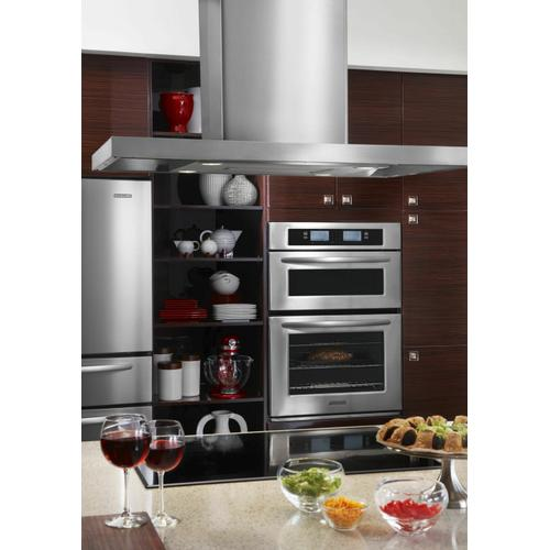 KitchenAid - 30-Inch 4 Element Induction Cooktop, Architect® Series II - Black
