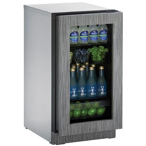 "U-Line - 2218rgl 18"" Refrigerator With Integrated Frame Finish (115 V/60 Hz Volts /60 Hz Hz)"