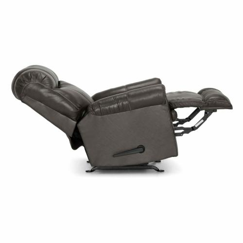 8566 Caliber Leather Recliner
