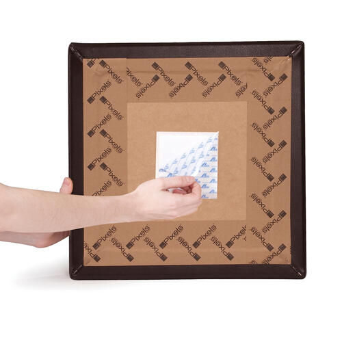 Wall Pixel with Button Avanti Black