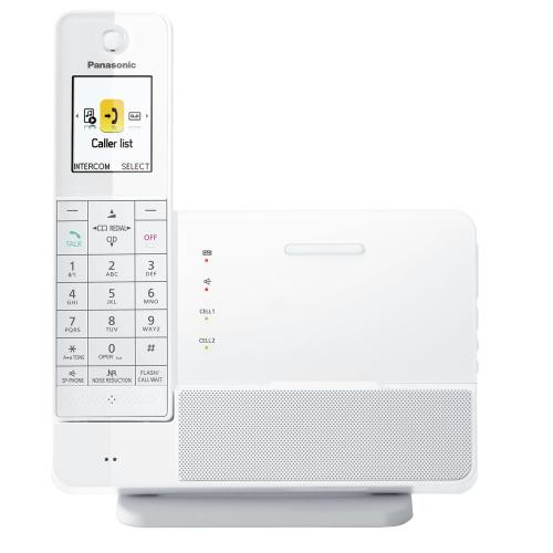 Gallery - REFURBISHED Link2Cell Digital Phone with Smartphone Integration and Answering Machine 1 Handset