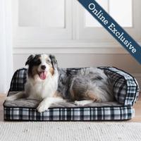 Sadie Sofa Bed, Spencer Plaid Product Image