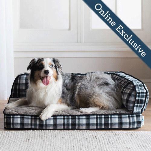 Sadie Sofa Bed, Spencer Plaid