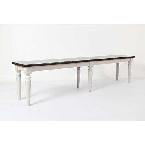 """Orchard Park 76"""" Bench"""