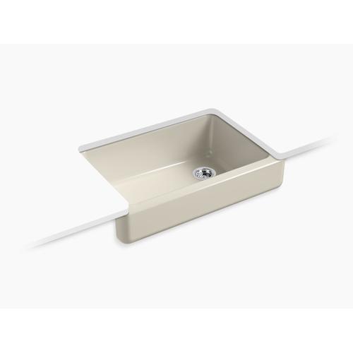 "Sandbar 32-1/2"" X 21-9/16"" X 9-5/8"" Undermount Single-bowl Farmhouse Sink"
