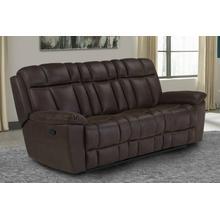 Product Image - GOLIATH ARIZONA BROWN Manual Sofa