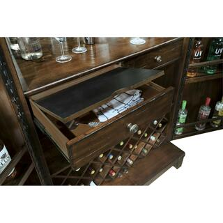 695-122 Rogue Valley Wine & Bar Cabinet