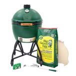 Big Green EggXLarge EGG in an intEGGrated Nest+Handler Package
