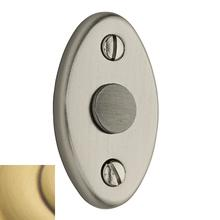 Satin Brass and Brown 0404 Emergency Release Trim