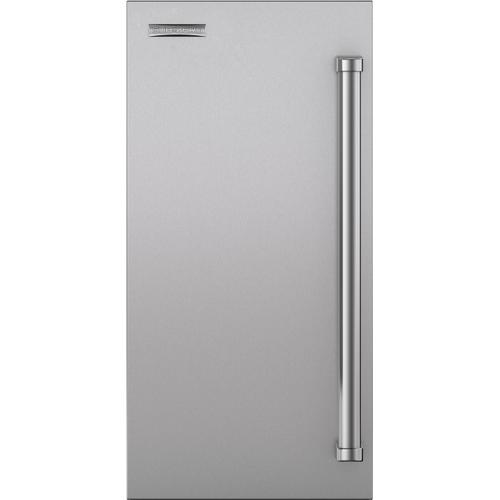 "18"" Stainless Door Panel with Pro Handle"