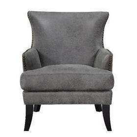 U3536-05-05 Nola Accent Chair - Dixon Chocoalte