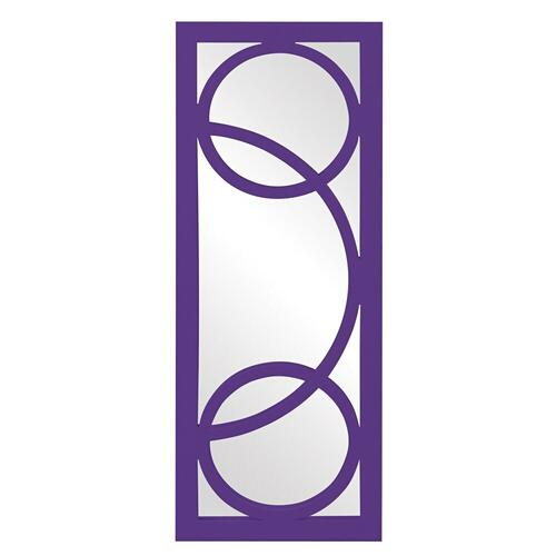 Howard Elliott - Dynasty Mirror - Glossy Royal Purple
