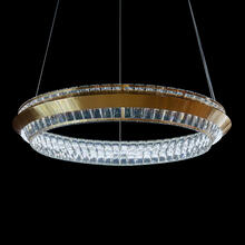 Base Camp Round LED Chandelier