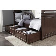 Canterbury - Warm Cherry Trundle/Storage Drawer
