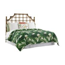 St. Kitts Rattan Headboard King Headboard