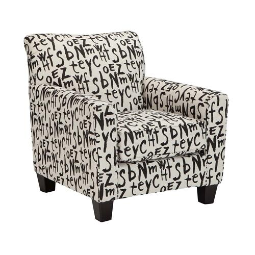 Brindon Accent Chair Charcoal