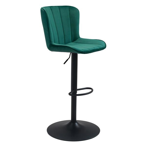 See Details - Tarley Bar Chair Green
