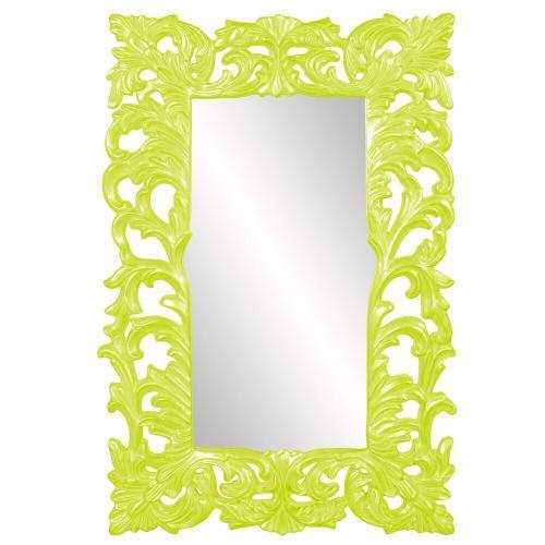 Howard Elliott - Augustus Mirror - Glossy Green