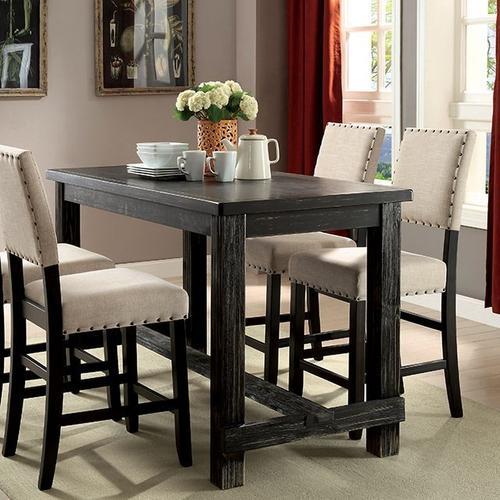 Sania II Counter Ht. Table