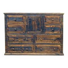 See Details - Med. Econo Dresser