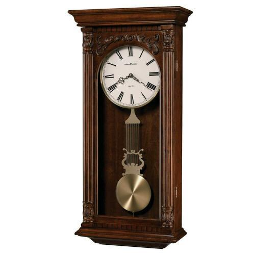 Howard Miller Greer Chiming Wall Clock 625352