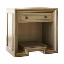 See Details - Moderne End Table