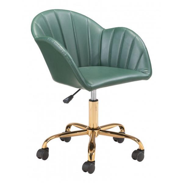 See Details - Sagart Office Chair Green