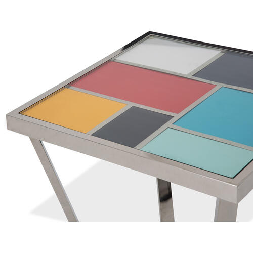 Amini - Kube End Table