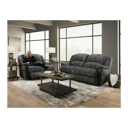 Homestretch - Double Reclining Power Sofa