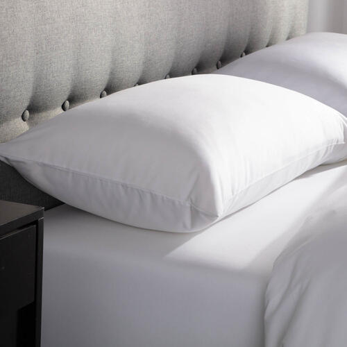 Weekender Hotel Flat Sheet, Twin XL, White