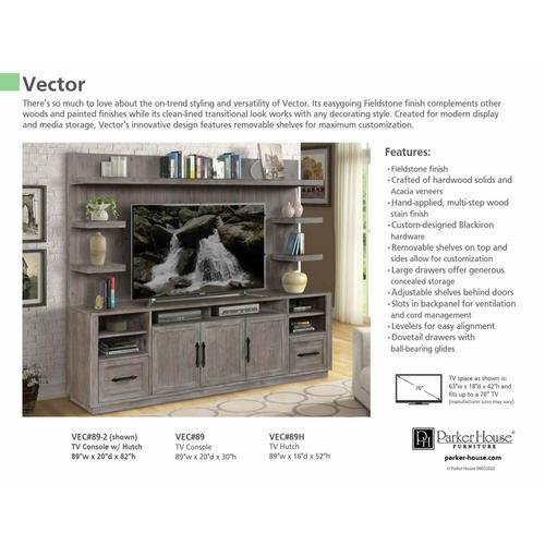 VECTOR TV Console