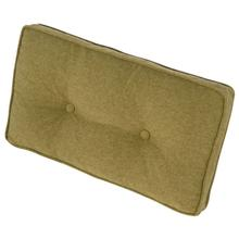 MARQ Accents 11 x 20in. Rectangle Boxed Pillow with Buttons