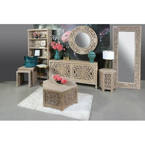 Parker House - CROSSINGS EDEN Floor Mirror