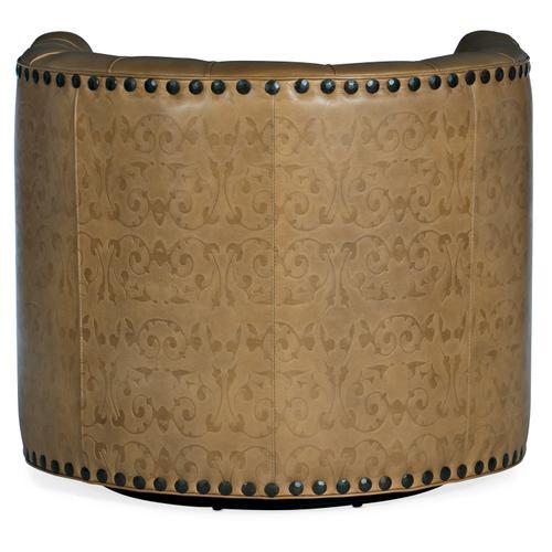Hooker Furniture - Lennox Tufted Swivel Chair
