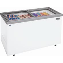Digital Cabinets Novelty Freezer with Sliding Glass Lids, 16 cu.ft