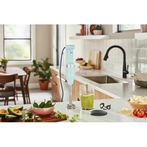 Gallery - Variable Speed Corded Hand Blender - Ice