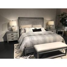 Product Image - Willow Panel Bed - Pewter / Queen