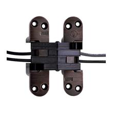 View Product - Model 218PT Power Transfer Invisible Hinge Oil Rubbed Bronze Lacquered