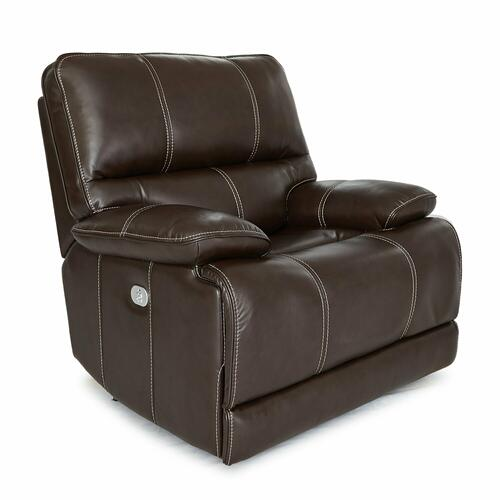Product Image - SHELBY - CABRERA COCOA Power Recliner