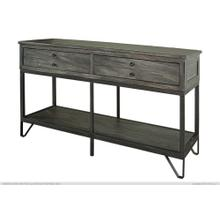 See Details - Sofa Table w/2 Drawer